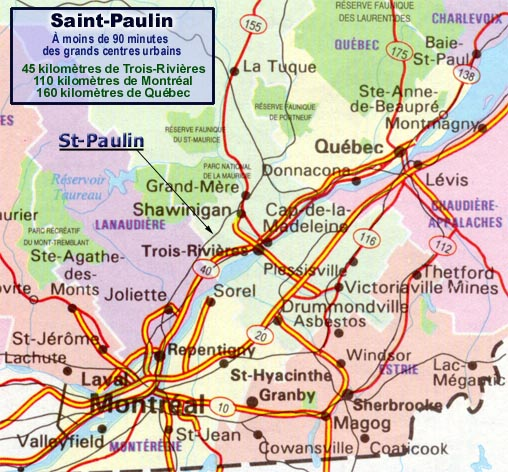 saint paulin.au.quebec